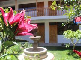Kenti's Home, B&B in Ollantaytambo