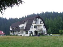 Casa Vinga - Pensiune&Restaurant, guest house in Poiana Brasov