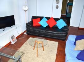 Habitacion 3 st, habitación en casa particular en Santiago