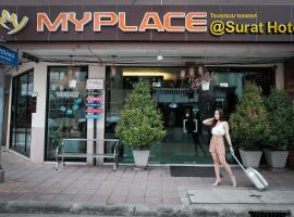 Myplace@Surat Hotel, hotel in Suratthani