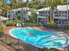 Coral Beach Noosa Resort, resort in Noosaville