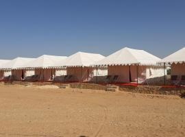 Desert Overnight Camp, hotel in Sām