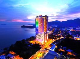 Lexis Suites Penang, hotel in Bayan Lepas