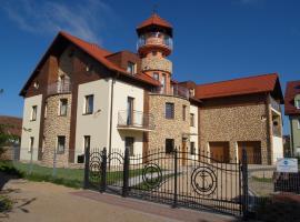 Willa Latarnik – hotel w Łebie