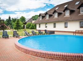Ferien Hotel Spreewald, ξενοδοχείο σε Kolkwitz
