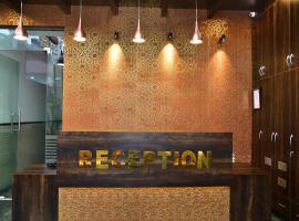SAK ROYAL RESIDENCY, hotel near Chamundi Vihar Stadium, Narasimharaja Puram