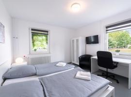Campus Hotel, Hotel in der Nähe vom Flughafen Dortmund - DTM,