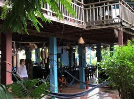Bonnivoit Garden Homestay & Restaurant, homestay in Phnom Penh