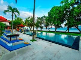 Puri Saron Hotel Baruna Beach Lovina, hotel in Lovina