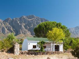 Welbedacht Game & Nature Reserve, hotel in Tulbagh