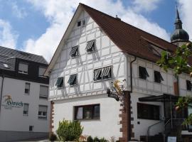 Hotel - Restaurant Hirsch, Hotel in der Nähe von: CongressCentrum Pforzheim, Heimsheim