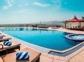 City Seasons Hotel & Suites Muscat, hotel in Muscat