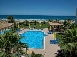 Ilian Beach & Apartments, hotel with pools in Rethymno Town