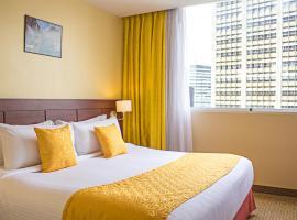 Hotel Continental Altamira, hotel in Caracas
