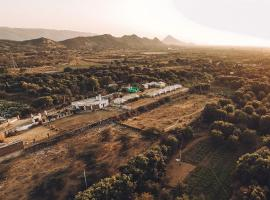 Panihari Camps, luxury tent in Pushkar