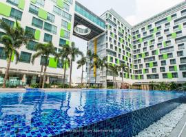 Republic Apartments Saigon Airport, hotel near Giac Lam Pagoda, Ho Chi Minh City