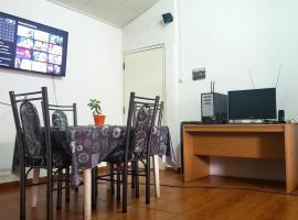Area Fundacional Apartamento, hotel in Guaymallen