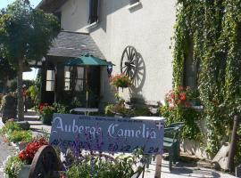 Hotel Auberge Camelia, hôtel à Aviernoz près de: Pilot