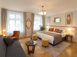 SeNo 6 apartments, apartment in Prague