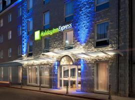 Holiday Inn Express Aberdeen City Centre, hotel in Aberdeen