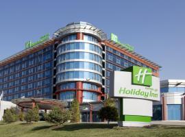 Holiday Inn Almaty, отель в Алматы