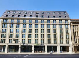 Holiday Inn Express - Berlin - Alexanderplatz, an IHG Hotel, hotel near Pergamon Museum, Berlin