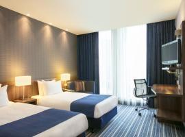 Holiday Inn Express Amsterdam Arena Towers, an IHG Hotel, hotel cerca de Johan Cruyff Arena, Ámsterdam