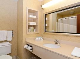 Holiday Inn Express Hotel & Suites Fort Atkinson, hotel in Fort Atkinson