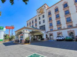 Holiday Inn Leon, hotel in León