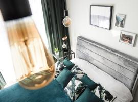 Vizzit Us Premium Apartments, self catering accommodation in Warsaw