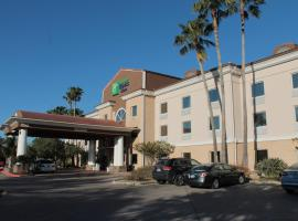Holiday Inn Express Hotel and Suites Brownsville, hotel in Brownsville