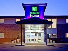 Holiday Inn Express Shrewsbury, hotel near Shrewsbury College of Arts and Technology, Shrewsbury