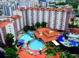 HOT SPRINGS HOTEL Caldas Novas-FLAT VIP, hotel em Caldas Novas