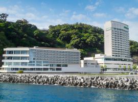 아타미에 위치한 호텔 Atami Korakuen Hotel