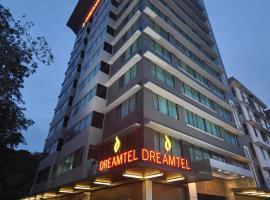 Dreamtel Kota Kinabalu, отель в Кота-Кинабалу
