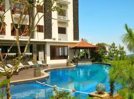 The Grand Hill Resort-Hotel, hotel in Puncak