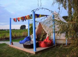The Tent, hotel in Havelock North