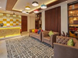 Regenta Inn Indiranagar by Royal Orchid Hotels, hotel in Bangalore