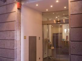 Hotel California, hotel in Ramblas, Barcelona