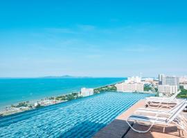 The Riviera Jomtien by Pattaya Holiday, hotel in Jomtien Beach
