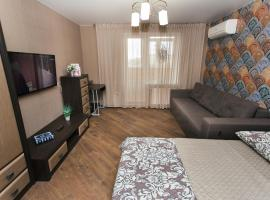 Luxury apart-hotel near Lavina New Building 7 floor, готель у Сумах