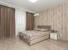 Luxury apart-hotel near Lavina New Building 9 floor, готель у Сумах