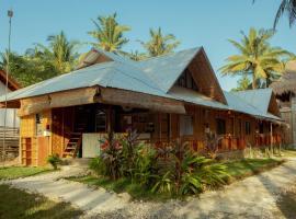 Coco Pod Siargao Hostel, hotel in General Luna