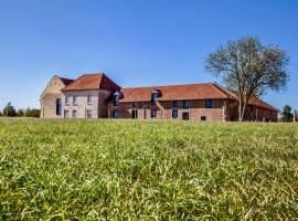 Hoeve Beusdalshof, hotel near Wittem Castle, Ingber
