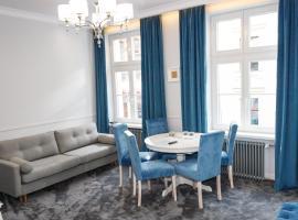 Apartamenty Hexus - Ofiar Oświęcimskich - Wrocław Rynek, hotel near Wrocław Opera House, Wrocław