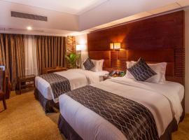 Long Beach Suites Dhaka, hotel v destinaci Dháka