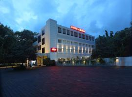 Hotel Samudra, accessible hotel in Kannur