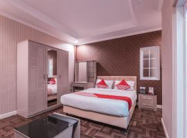 OYO 371 Kwitang Guest House Near RSPAD Gatot Soebroto, hotel near Jatinegara Train Station, Jakarta