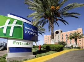 Holiday Inn Express Guanajuato, an IHG hotel, отель в городе Гуанахуато