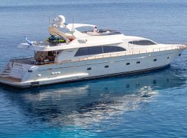 M/Y EFMARIA, boat in Athens